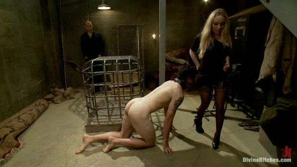 Dominatrix humiliation