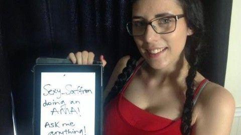Outlaw reccomend sexy saffron fuck
