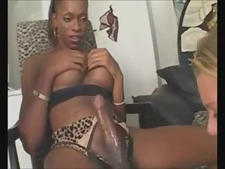best of Fucking nefertiti Ebony shemale