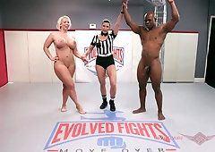 best of Shave Bdsm wrestle