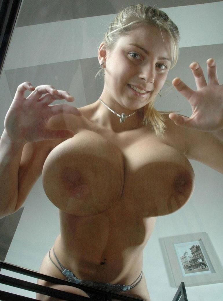best of Glass shower tits