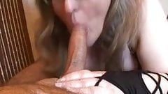 Brown E. reccomend hotwife handjob