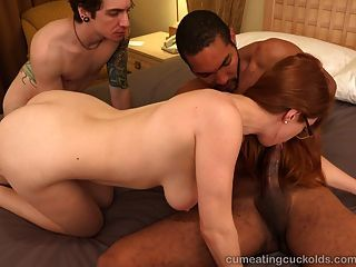 Boomerang reccomend Black cock titty fucks my wife