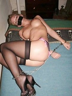 Rum P. reccomend Bedroom bondage with wife