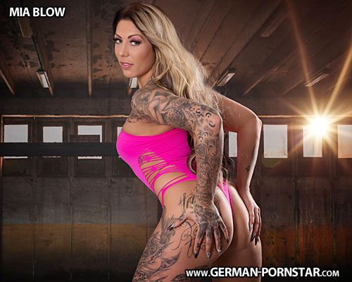best of Blow german mia