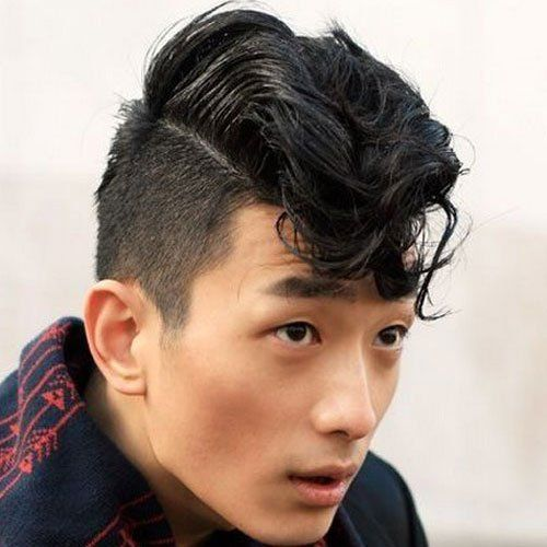 Bullpen reccomend Asian boy hairstyle