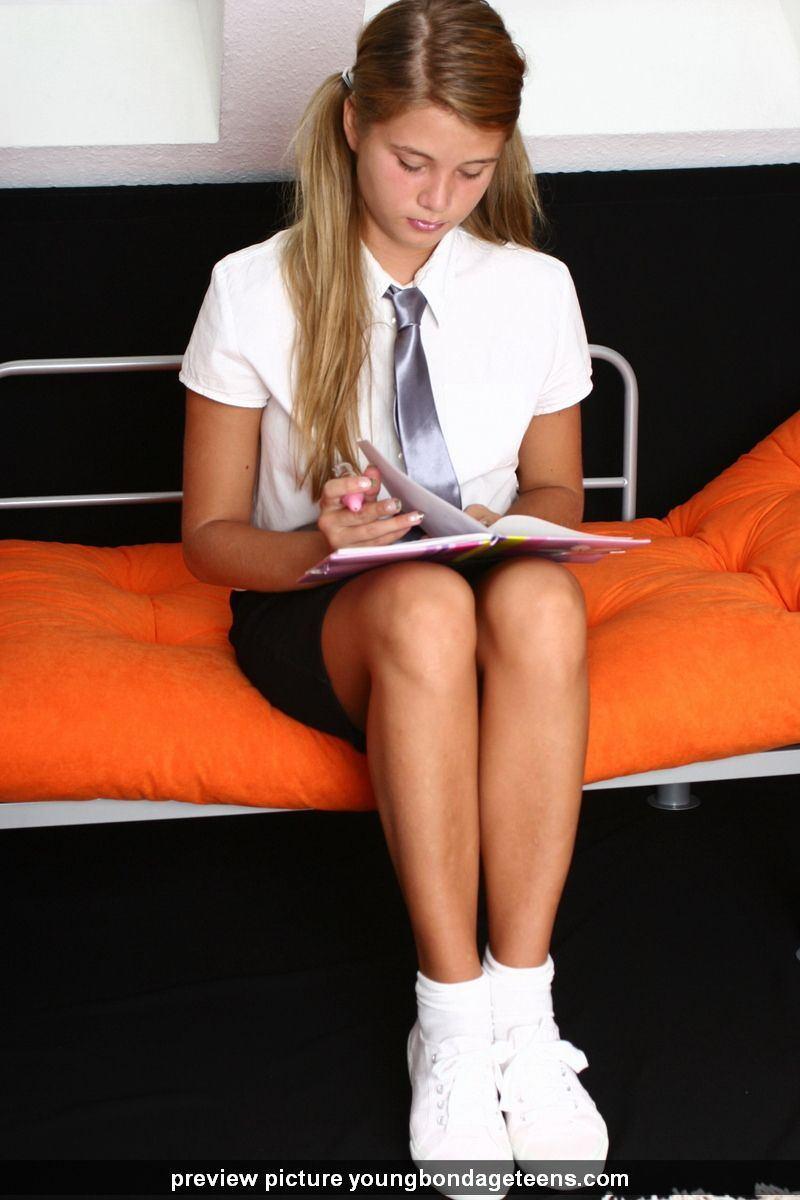 best of Bondage schoolgirl