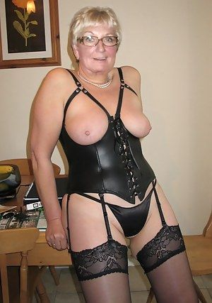best of Mature leather