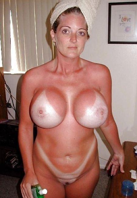 Sentinel reccomend big tits tan lines