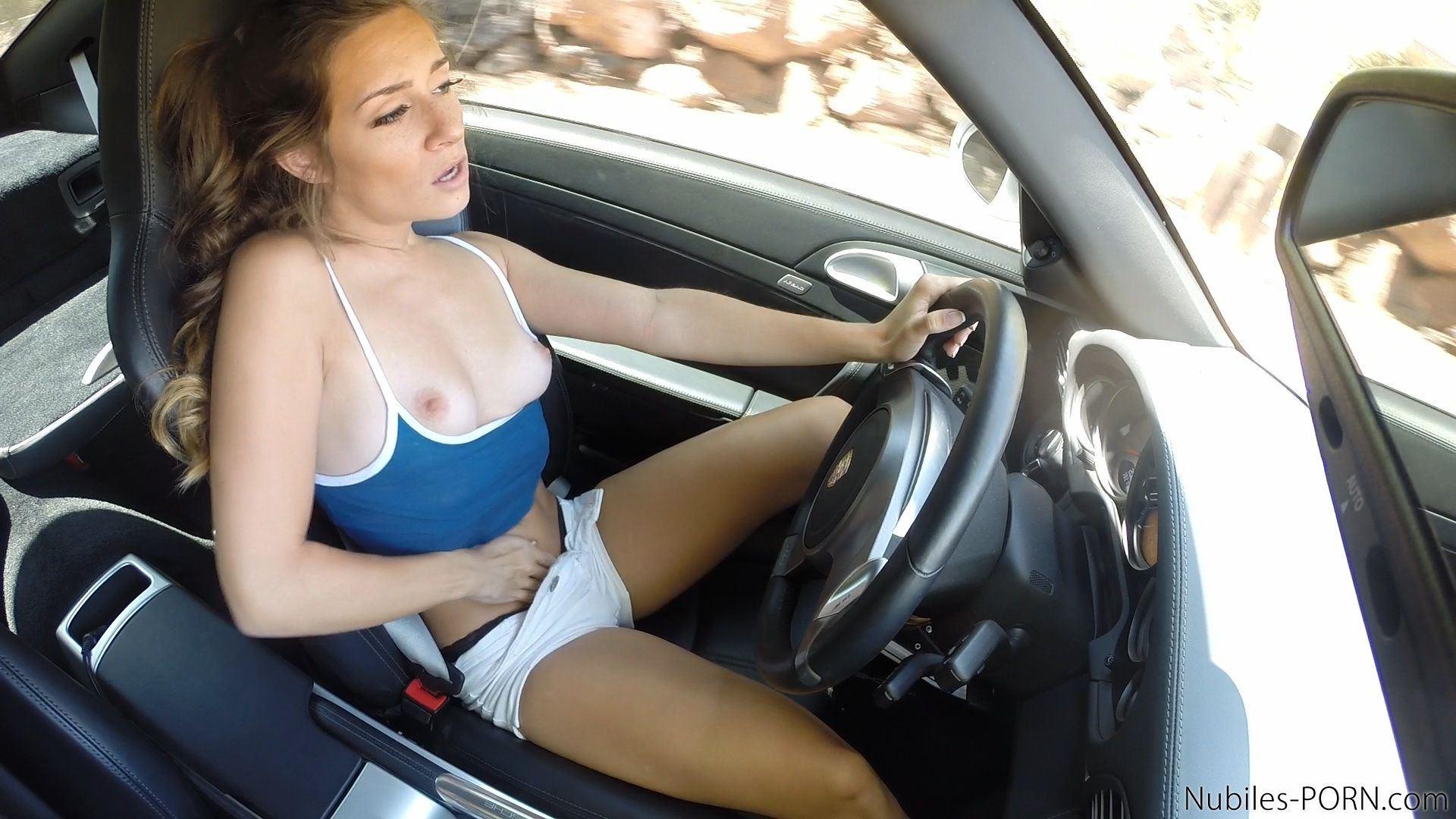 Pecan reccomend Handjob intimate car