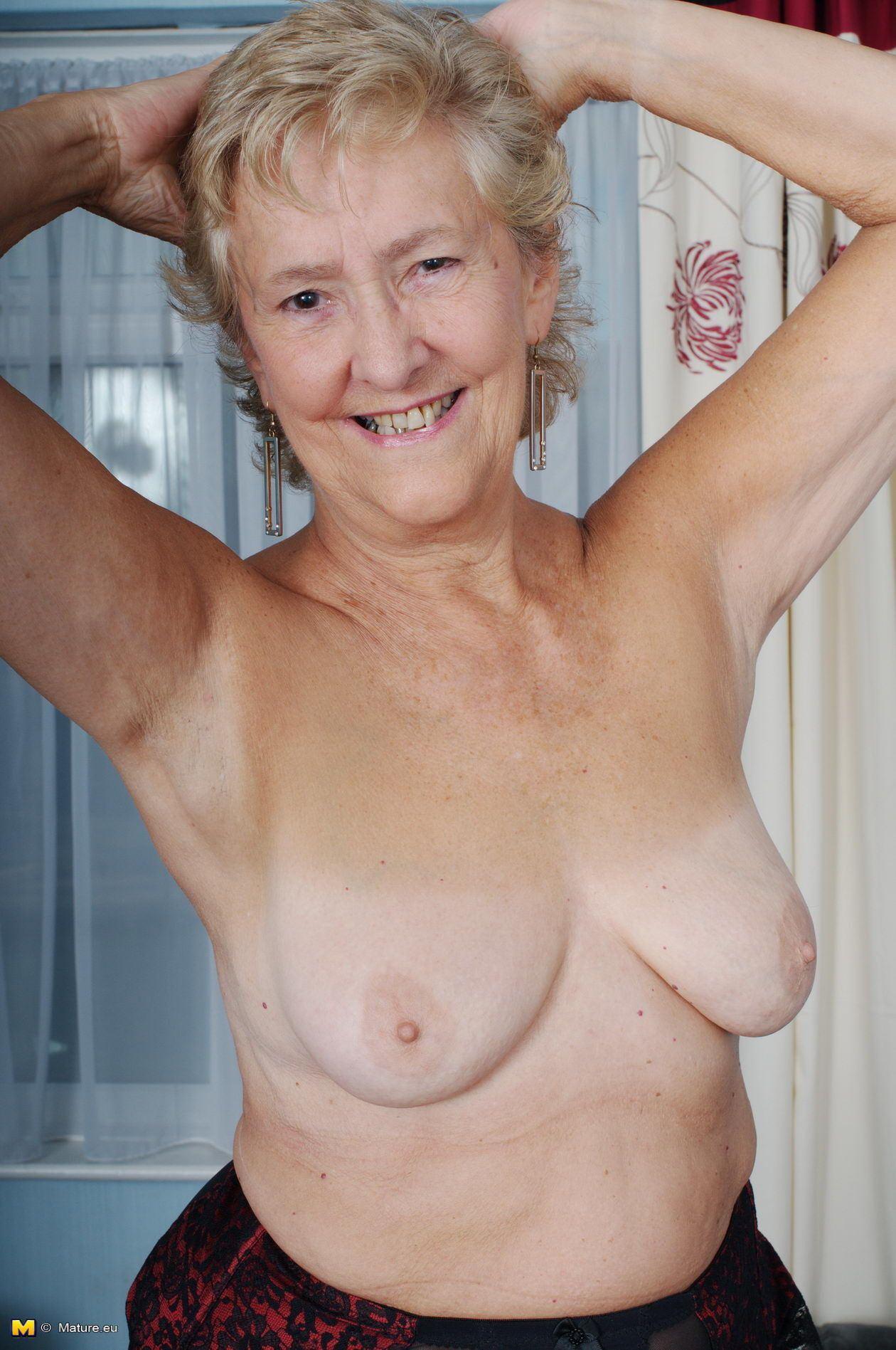 Homer recommendet british hot granny