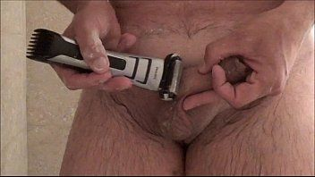Scarecrow reccomend shave my cock