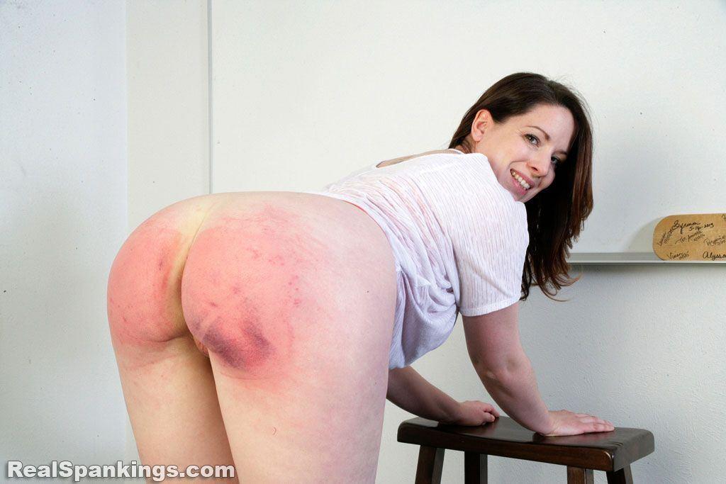 best of Spanking girl on girl