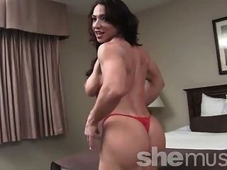 best of Muscle woman wrestling mixed