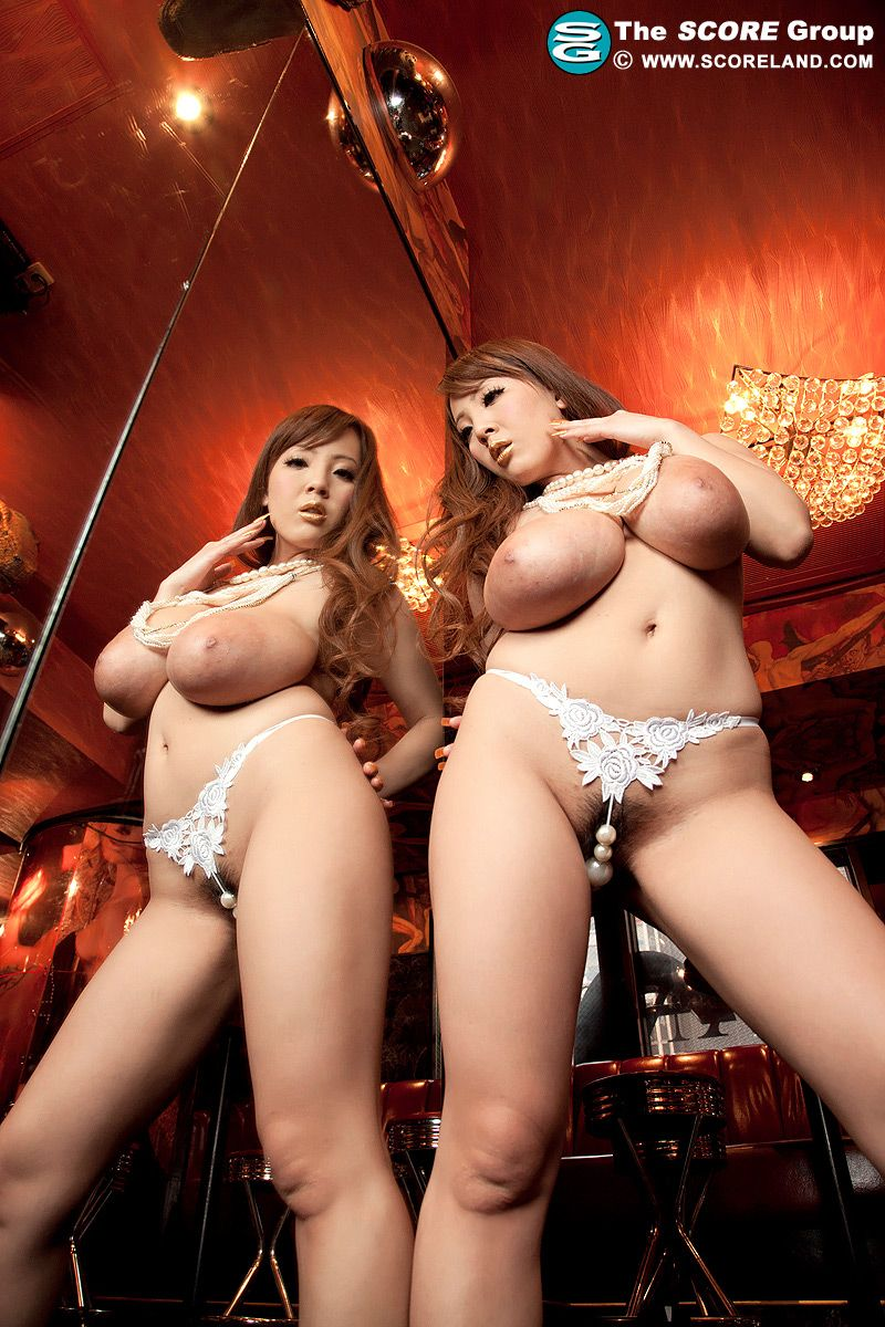 best of Huge female tits strippers