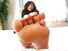 Sienna reccomend korean foot goddess