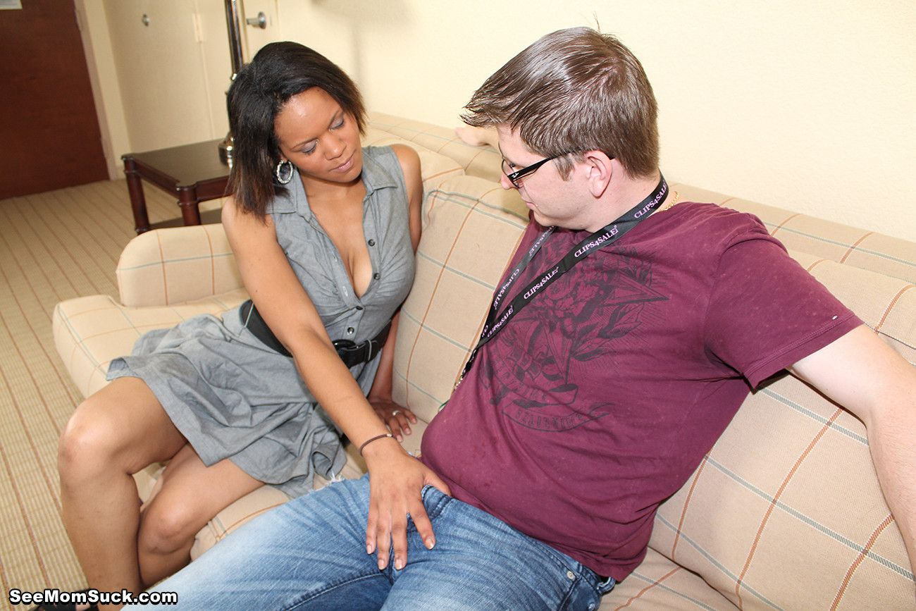Fiddle reccomend milf black lick dick and interracial