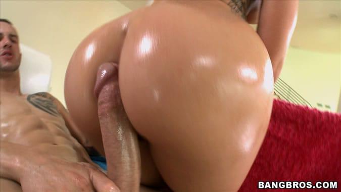 Bubble butt big dick
