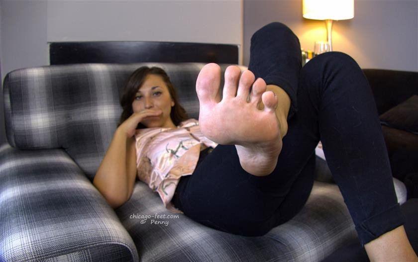 Feet escort