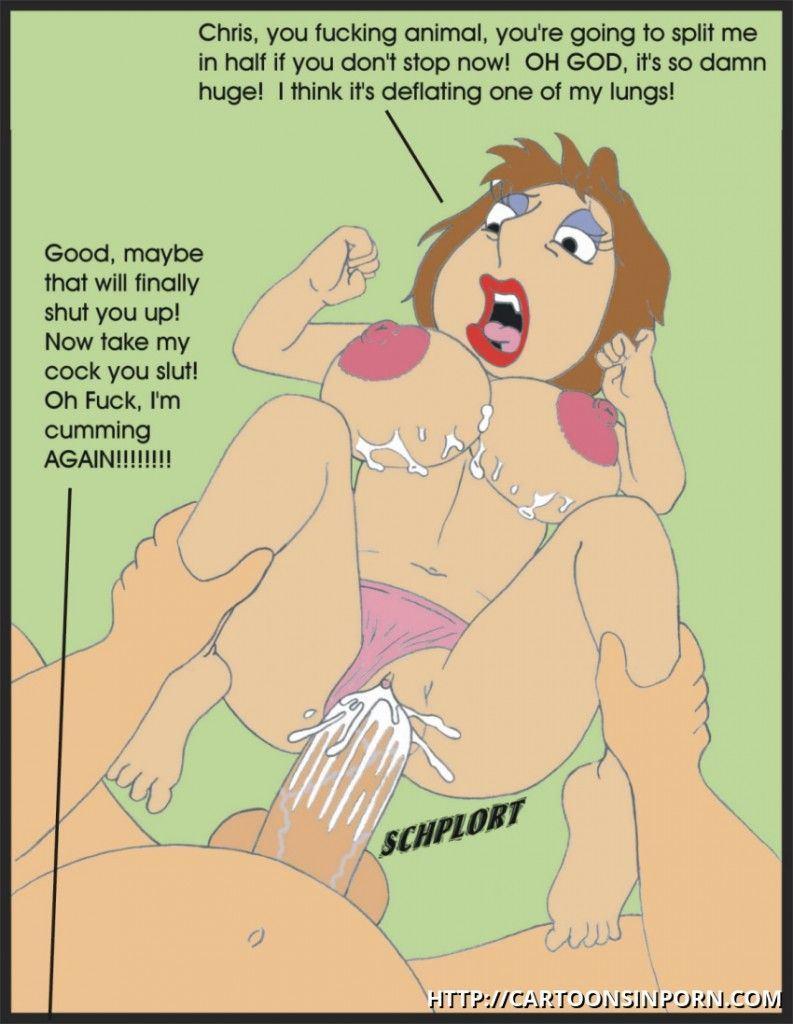 best of Creampie slut griffin Meg