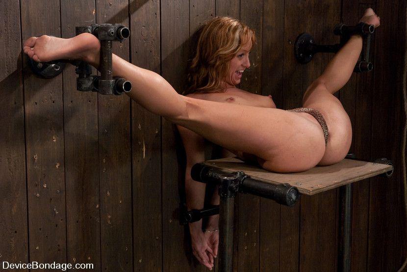X-Ray reccomend Bondage nude spread woman