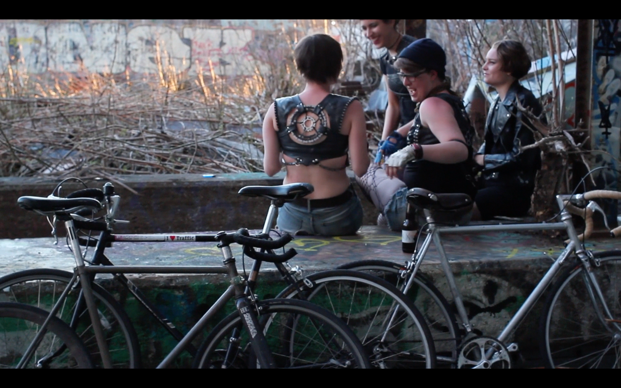 Lem /. L. reccomend Handmade bicycle shorts dildo harness