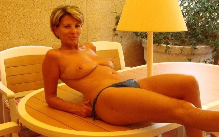 best of Mature mom naked French