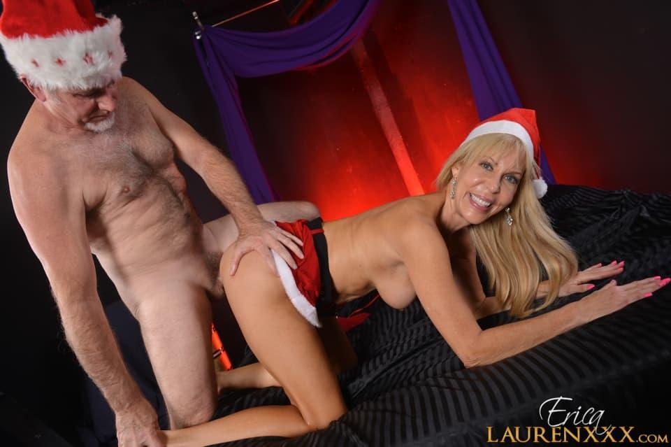 best of Elf santa blonde fucked
