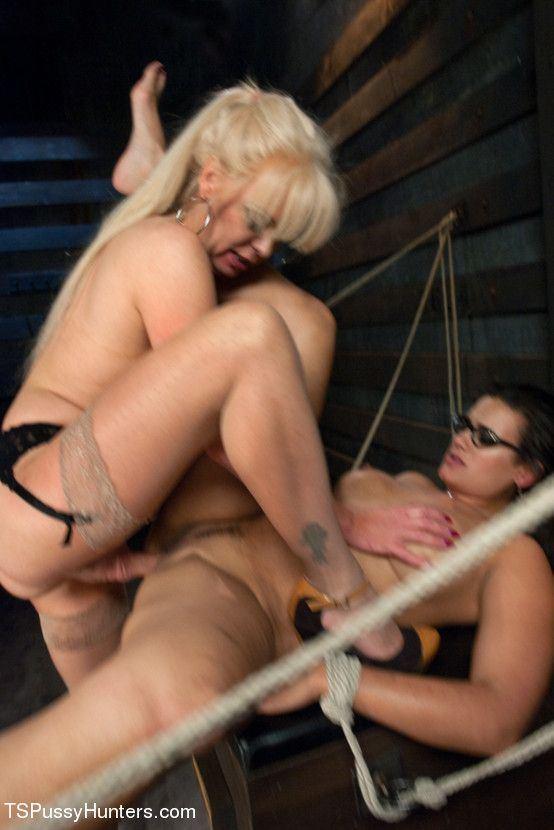 Catnip reccomend shemale fucks girl bondage