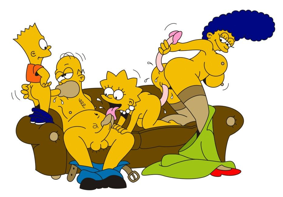 best of Lisa naked bart and marge fucking