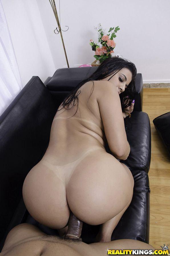 Ass booty anal latina