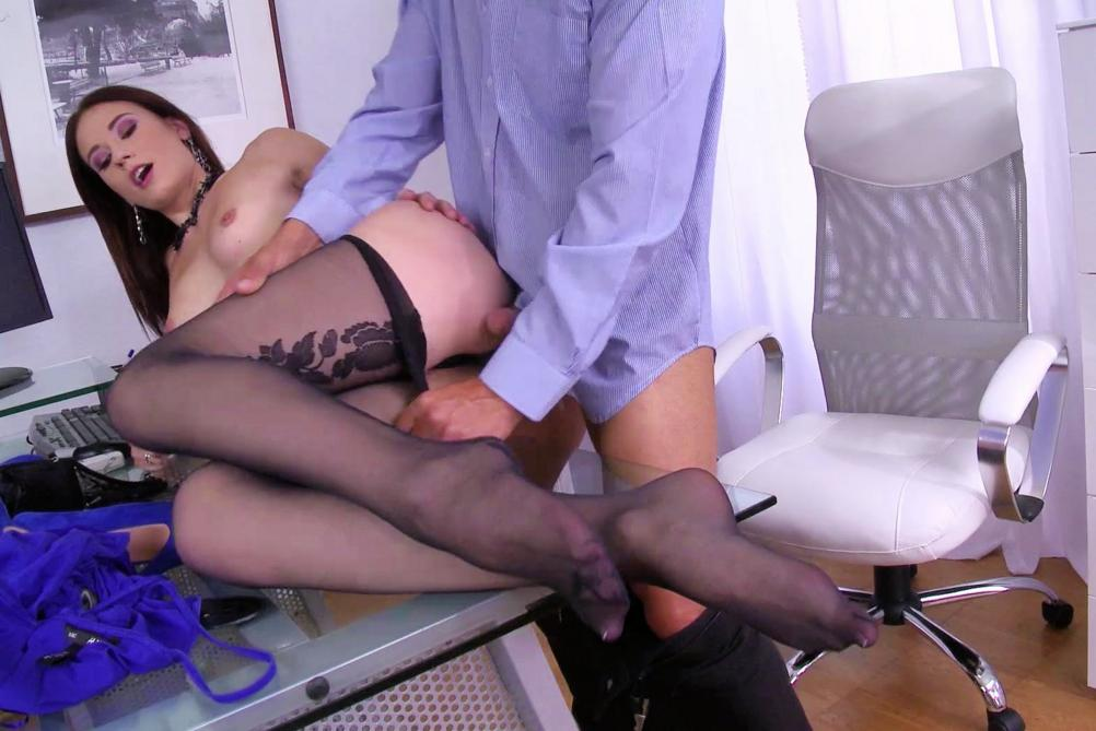 Cupid reccomend pantyhose african girl blowjob cock and anal