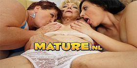 best of Mature lesbian porn Free