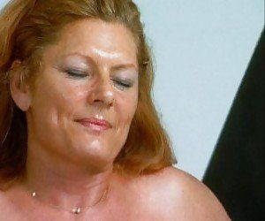 best of Powerful with Mature hands redhead