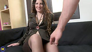 Amateur mom fuck stockings porn pictures