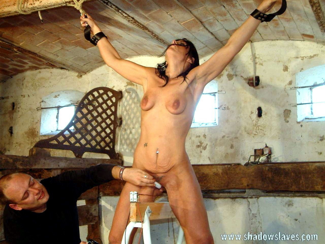 Milan reccomend electro bdsm Extreme torture