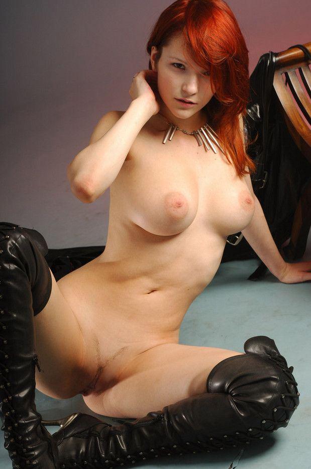 Punkin reccomend Gothic redhead slut