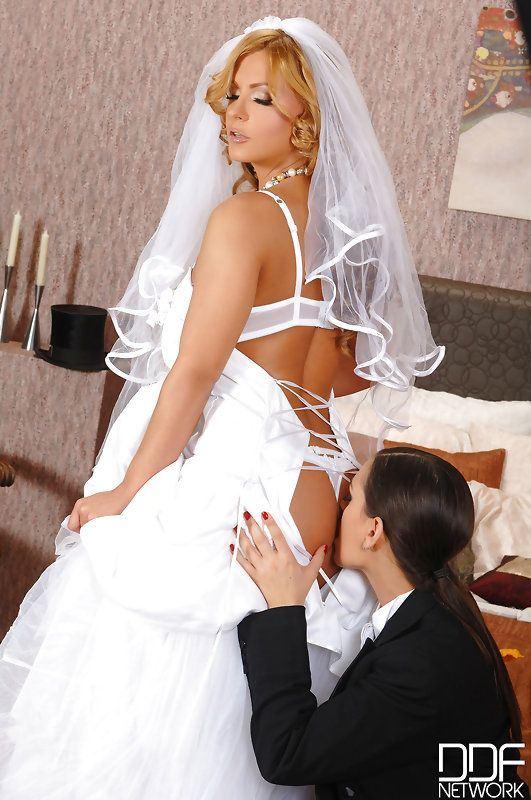 best of Wedding night in nude