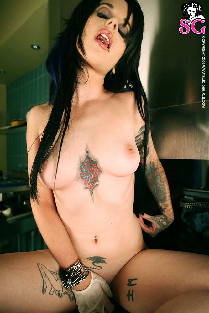 Sabriel reccomend Hot nude gothic asian female wallpapers