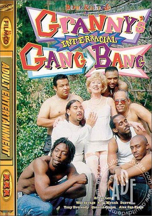 Granny gangbang movie