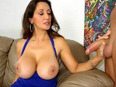 best of Facial penis sexy and handjob white