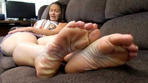 Foot socks feet