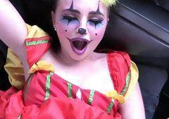 Showboat reccomend clown girl feet