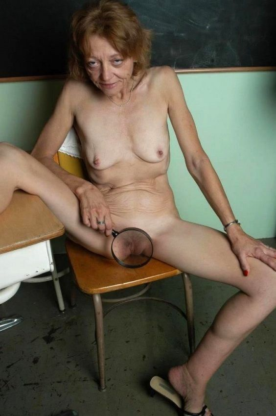Mature get down and dirty
