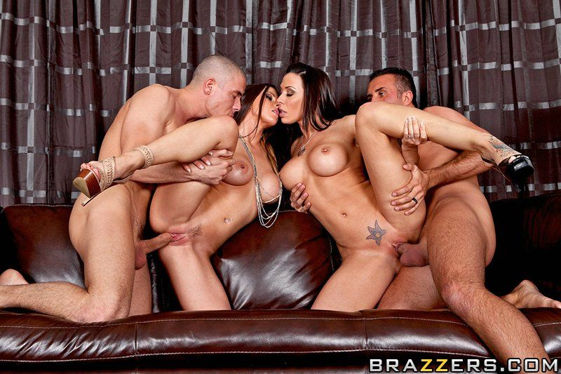 Highlander recommend best of brazzers foursome