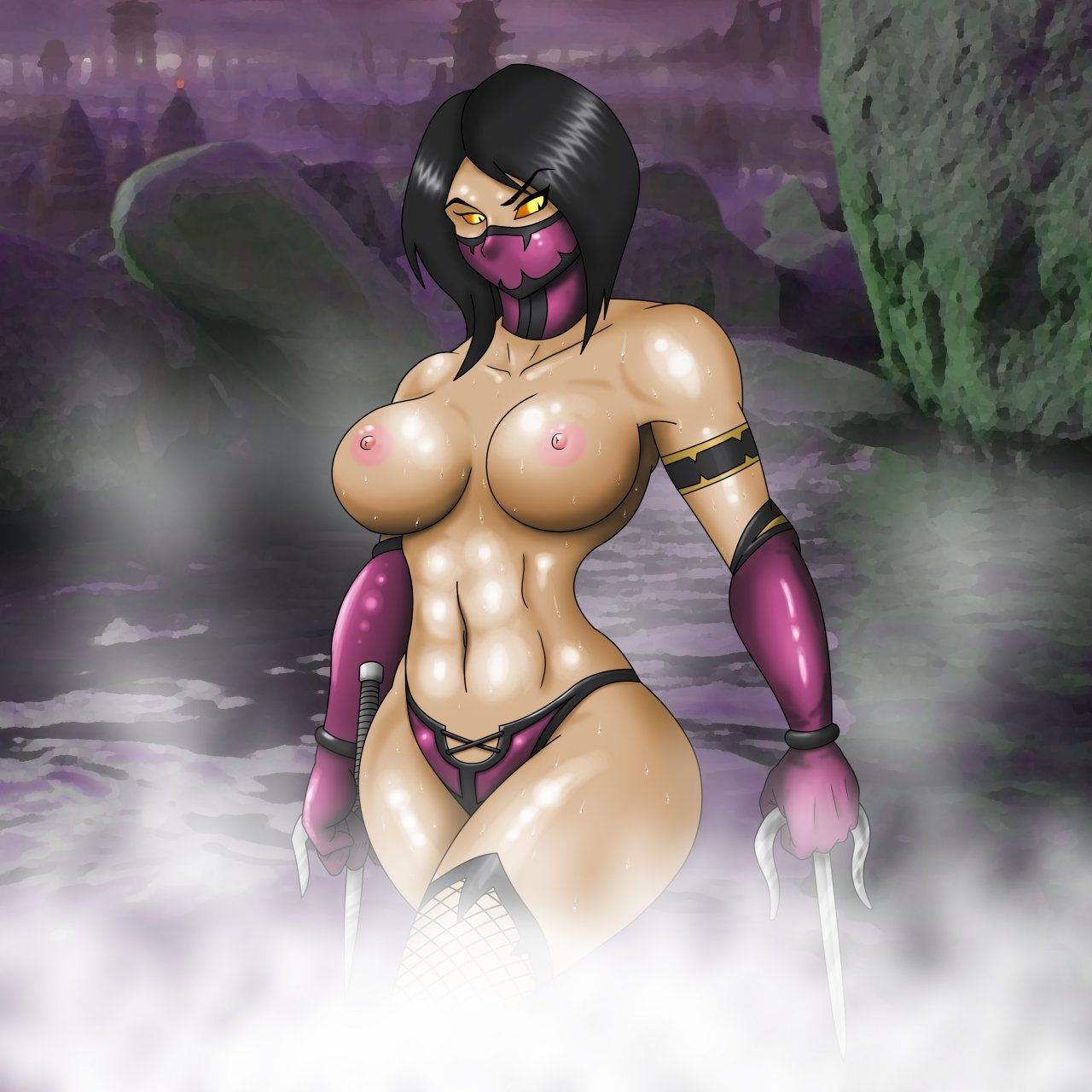 Grasshopper reccomend hot naked mortal kombat girls