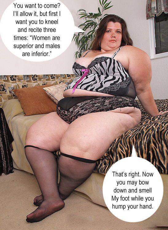 Lolli reccomend Mature bbw femdom