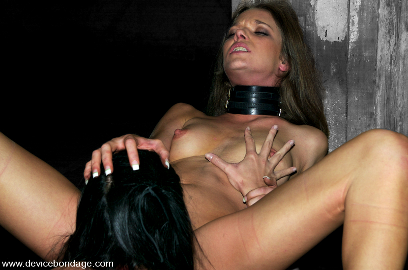 Julie night bondage