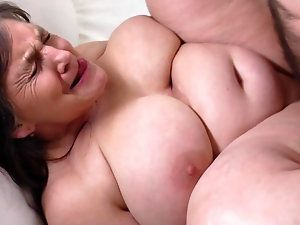 best of Slut mature Bbw obese old fucking fat