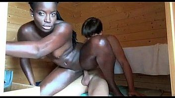 African sauna